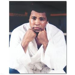 Muhammad Ali Licensed 12x15 Photo