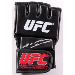 Anderson Silva Signed Authentic UFC Glove (PSA COA)