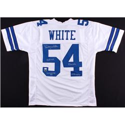Randy White Signed Cowboys Jersey With (4) Inscriptions (JSA COA  Radtke COA)