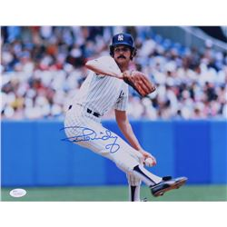 Ron Guidry Signed Yankees 11x14 Photo (JSA COA)