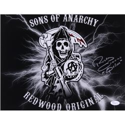"Rusty Coones Signed ""Sons of Anarchy"" 11x14 Photo (JSA COA)"