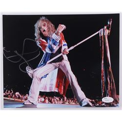 "Steven Tyler Signed ""Aerosmith"" 8x10 Photo (JSA COA)"