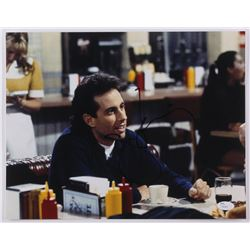 "Jerry Seinfeld Signed ""Seinfeld"" 11x14 Photo (JSA COA)"