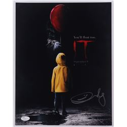 "Andy Muschietti Signed ""IT"" 11x14 Photo (JSA COA)"