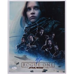 "Gareth Edwards Signed ""Rogue One: A Star Wars Story"" 11x14 Photo (JSA COA)"