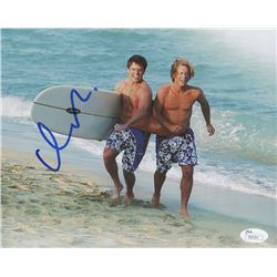"Matt Damon Signed ""Stuck on You"" 8x10 Photo (JSA COA)"