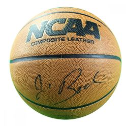Jim Boeheim Signed NCAA Basketball (Steiner COA)