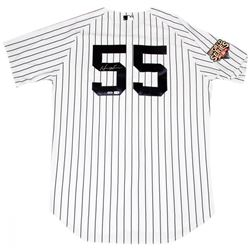 Hideki Matsui Signed Yankees Jersey with 2009 World Series Patch (MLB)