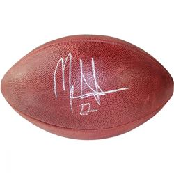 "Mark Ingram Signed ""Duke"" Football (Steiner COA)"