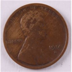 1914-S Wheat Cent Penny