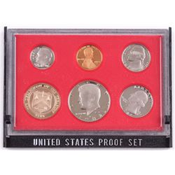 1982 United States Proof Set with (6) Coins