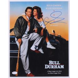 "Susan Sarandon Signed ""Bull Durham"" 11x14 Photo (JSA COA)"
