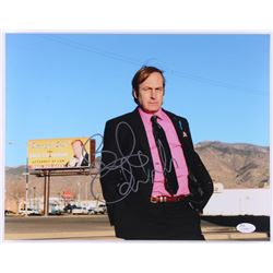 "Bob Odenkirk Signed ""Better Call Saul"" 11x14 Photo (JSA COA)"