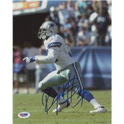 Roy Williams Signed Cowboys 8x10 Photo (PSA Hologram)
