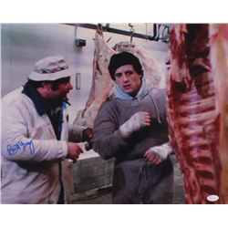 "Burt Young Signed ""Rocky"" 16x20 Photo (JSA COA)"