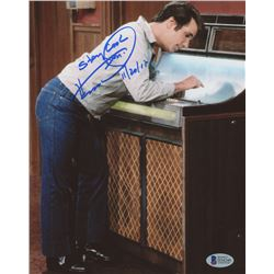 "Henry Winkler Signed ""Happy Days"" 8x10 Photo Inscribed ""Stay Cool""  ""11/20/17 (Beckett COA)"
