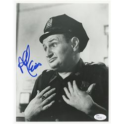 "Al Lewis Signed ""Car 54, Where Are You?"" 8x10 Photo (JSA COA)"