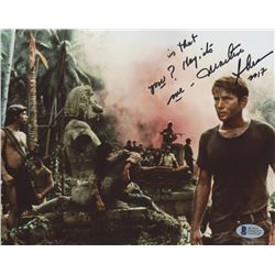 """Martin Sheen Signed """"Apocalypse Now"""" 8x10 Photo Inscribed """"Is That You? Hey, It's Me""""  """"2017"""" (Becke"""