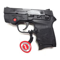 Smith & Wesson M&P Bodyguard 380 w/ Crimson Trace