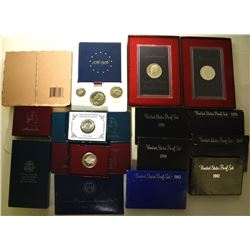 2012 U.S. MINT SET, 1976 3pc SILVER SET,