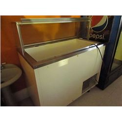 Open top freezer 28 X 48 inches