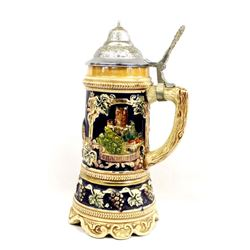 German Musical Stein