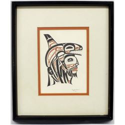 Canadian Inuit Print by Roy H. Vickers