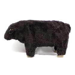 Native American Navajo Folk Art Black Sheep