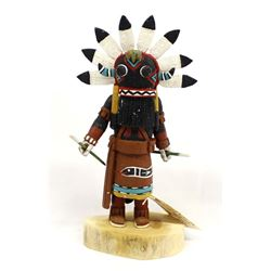 Native American Hopi Kachina by Roanna Jackson