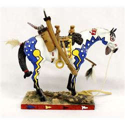 Trail of the Painted Ponies Figurine