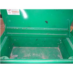 Greenlee Job Box 25x48x24 With Casters