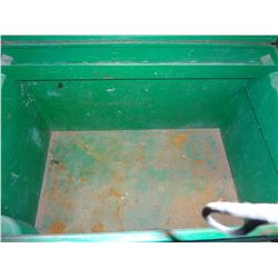Greenlee Job Box 30x48x30 With Casters
