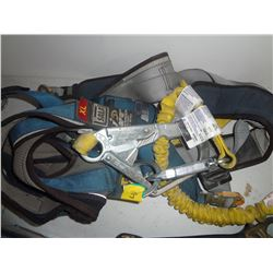 XL Sala EXOFIT Safety Harness with 6' Tie Off