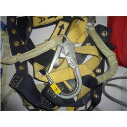 Universal Sala Safety Harness with 6' Tie Off