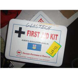 Lot of 2 Used First Aid Kits