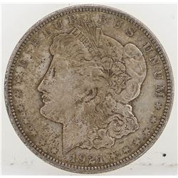 1921-D Morgan Silver Dollar