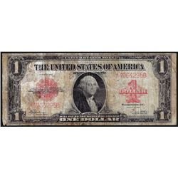 1923 $1 Legal Tender Note