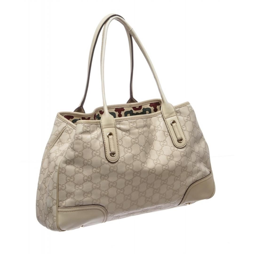 Gucci Ivory Guccissima Leather Princy Tote Bag - How to create paypal invoice gucci outlet online store authentic