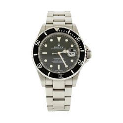 Rolex Stainless Steel Submariner Date Men's Watch