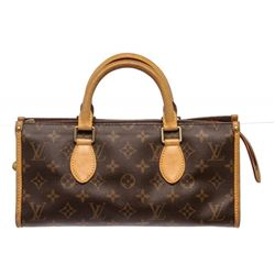Louis Vuitton Monogram Canvas Leather Popincourt Bag