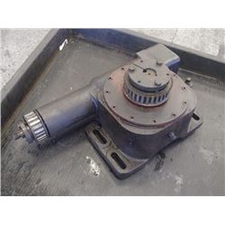 Belt Driven Gear Reducer Unit, No Main Tag