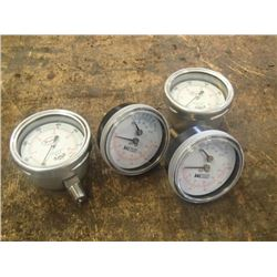 Misc Valve Gages, See pics for Info