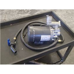 US Motors 1HP Pump Motor with GPI Pump Unit