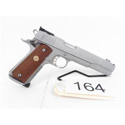RESTRICTED. Colt/Wilson 45 ACP Race Gun
