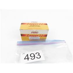 450 rounds PMC Zapper 22 + 50 rounds Winchester T22