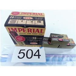 Collectible Imperial Ammo