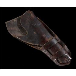 Antique Colt Single Action Army Leather Holster
