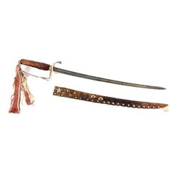 U.S. Indian Service Comanche Scout Sword c. 1870