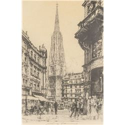 Parisian Etching
