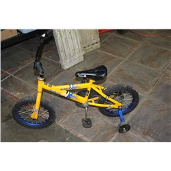 IGNITER KIDS BIKE WITH TRAINING WHEELS